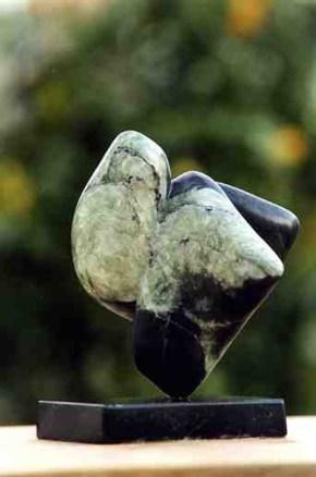 sculpture d'un oiseau - Détente - Dominique Rivaux