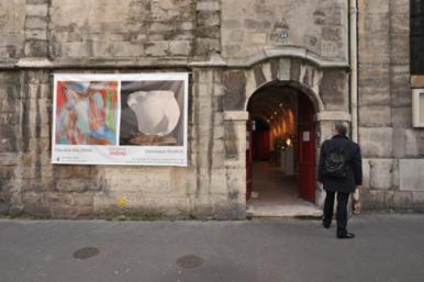Cloître des Billettes Paris 6e