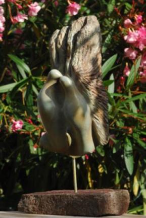 colombes de la paix - Dominique Rivaux
