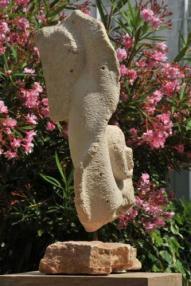 sculpture de l'hippocampe - cheval de mer - poisson - Pégase marin