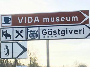 Vida Museum, Öland