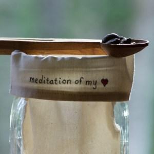 Meditation of my Heart Muslin Brewing Filters