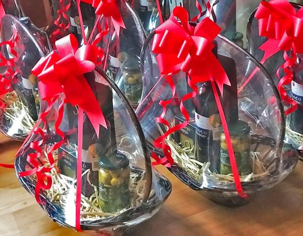 canastas navideñas - arcones navideños - rivenso mexico