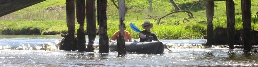 сплав по реке Сула
