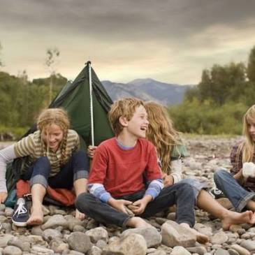Безопасность детей в походах