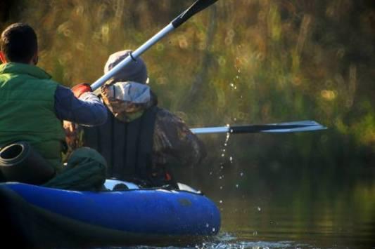 фотоотчёты водных походов