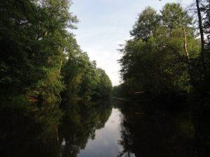 Сплав по реке Узлянке