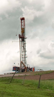 drilling rig - Jay Simpson