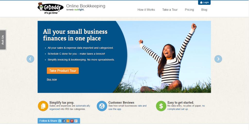 godaddy accounting software