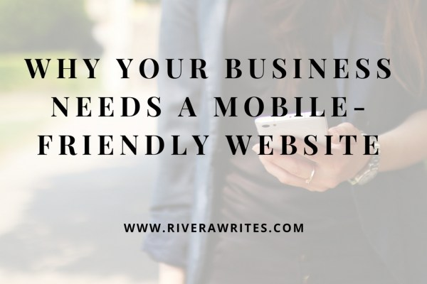 Why Your Business Needs a Mobile-Friendly Website: 10 Statistics You Should Know