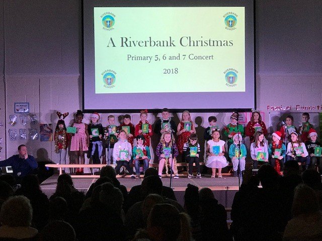 Riverbank Christmas Concerts