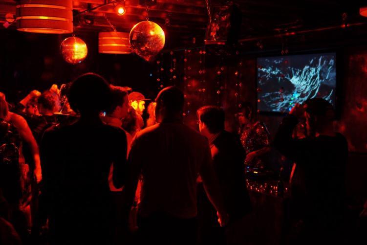Techno Club - photo by Clay Stephens