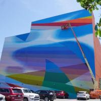 Five New Murals Will Be Revealed in Downtown New Orleans this Weekend