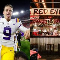 WATCH: Joe Burrow Living His Best Life at Red Eye After Winning The National Championship