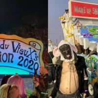 Relive Last Night's Eccentric Krewe Du Vieux With These 15 Photos
