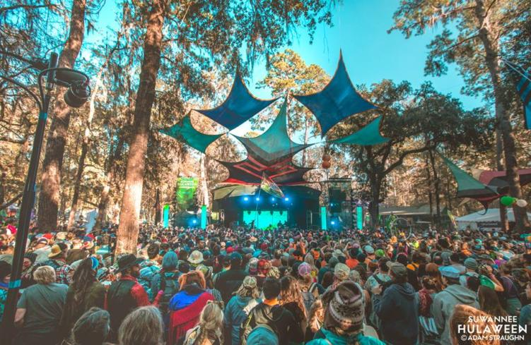 Hulaween is First Festival to Release Halloween Weekend Lineup: ODESZA, Jamiroquai, & More