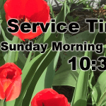 Spring Service Times