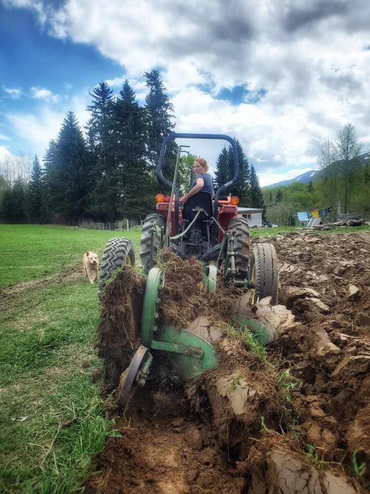 Plowing new ground