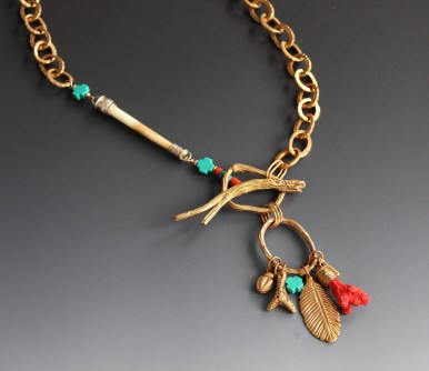 Toggle Branch with charms
