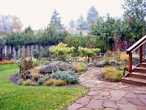 A Quilter's Garden