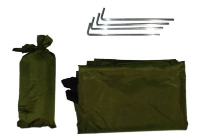 backpacking tent ground cover stakes
