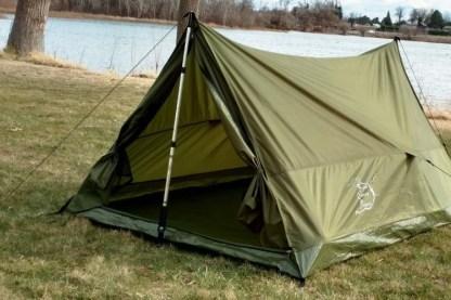 Trekking Pole Tent