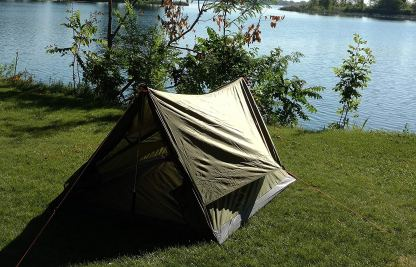 Backpacking Trekking Pole tent