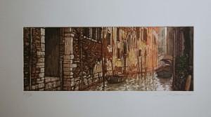 Ugo Baracco - Venice Print