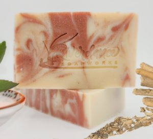 Product image for Ashwagandha Goat Milk soap!