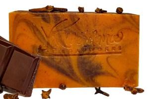 Vetiver clove orange soap product image
