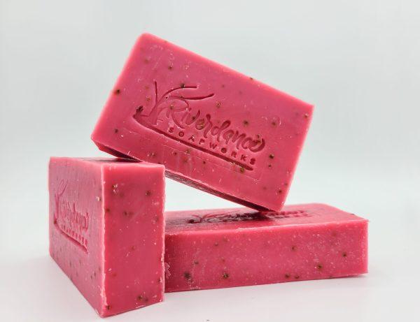 Raspberry Ale Alcohol soap bar product image