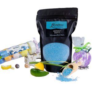 Bath Bombs and Salts