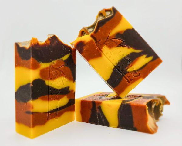 Frankincense and Myrrh soap product image