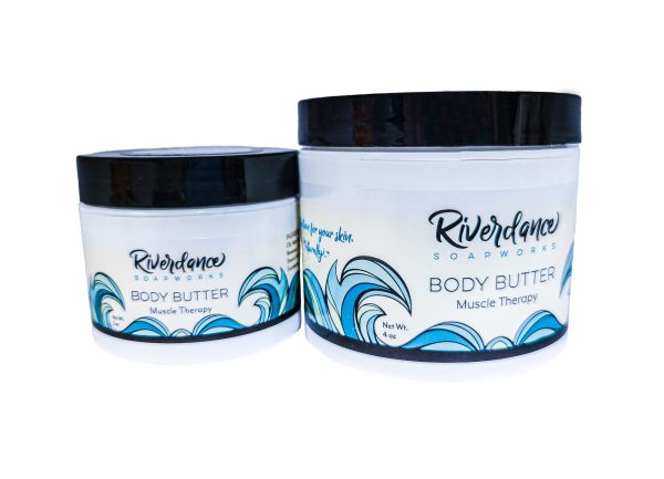 Muscle Therapy Body Butter Product Image