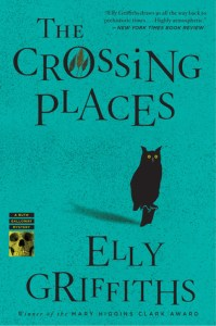 The Crossing Places by Elly Griffiths book cover