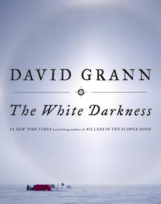 The White Darkness book cover