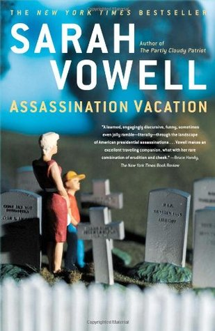 Assassination Vacation Book Cover