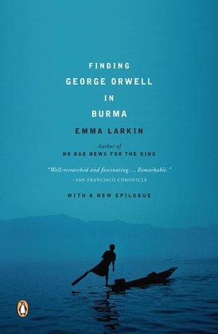Finding George Orwell in Burma book cover