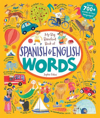 Spanish & English Picture Dictionary