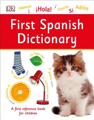 First Spanish Picture Dictionary