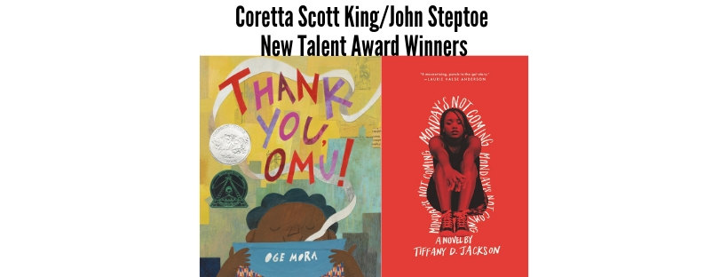 Coretta Scott King & John Steptoe New Talent Award Winners