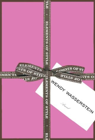 Elements of Style by Wendy Wasserstein ebook