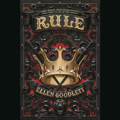 Rule by Ellen Goodlett audiobook