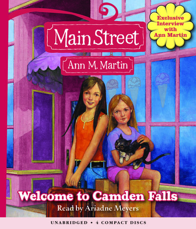 Main Street Book 1 by Ann M. Martin audiobook