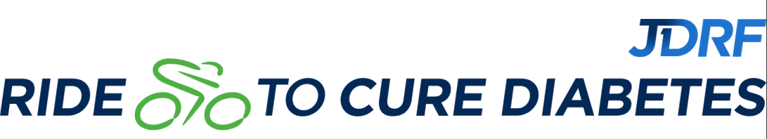 JDRF Ride to Cure Diabetes logo
