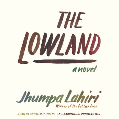 THe Lowland audiobook