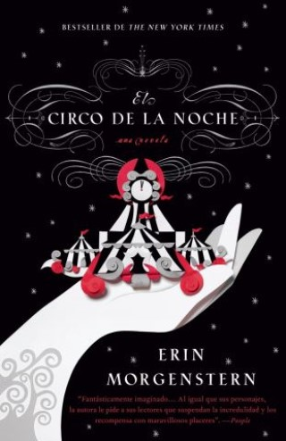 The Night Circus in Spanish ebook