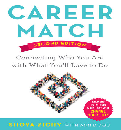 Career Match audiobook