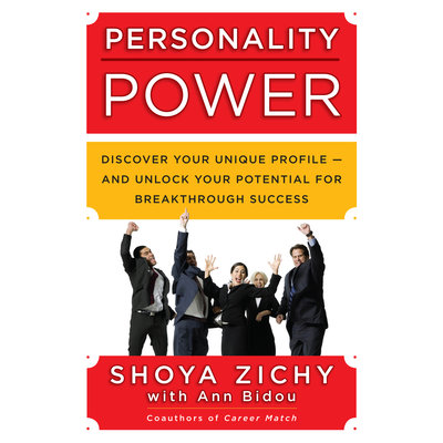Personality Power by Shoya Zichy audiobook