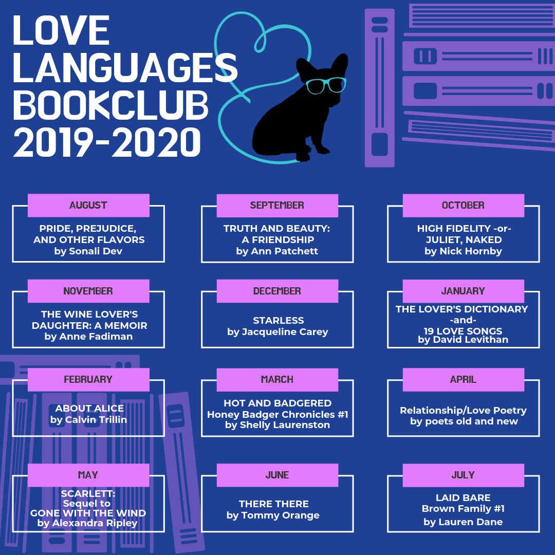 Love Languages Reading List